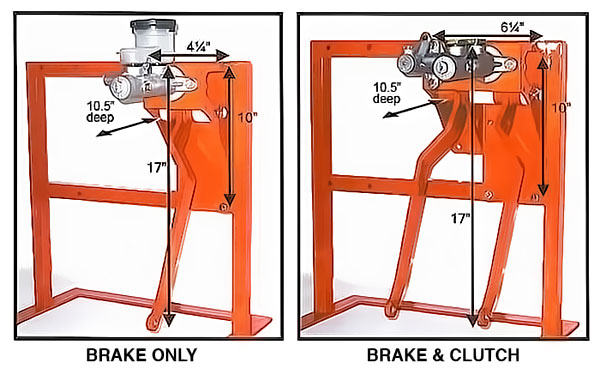 180 brake measurements