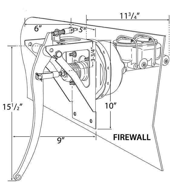 thru firewall setup measurements